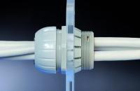 Anschlussboxen und Kabeldurchführungen