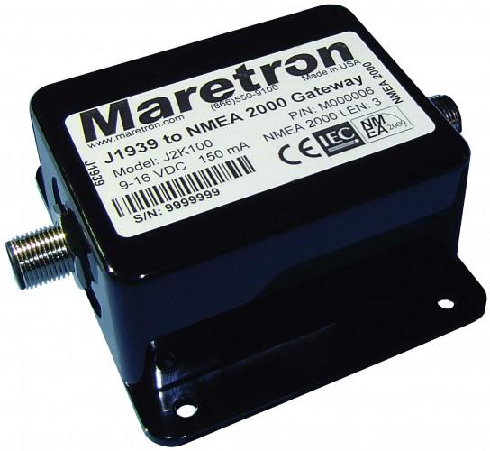Maretron J2K100 - J1939 zu NMEA2000 Gateway