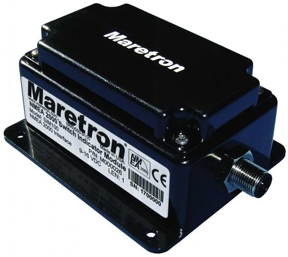 Maretron SIM100 - Schaltanzeige-Modul