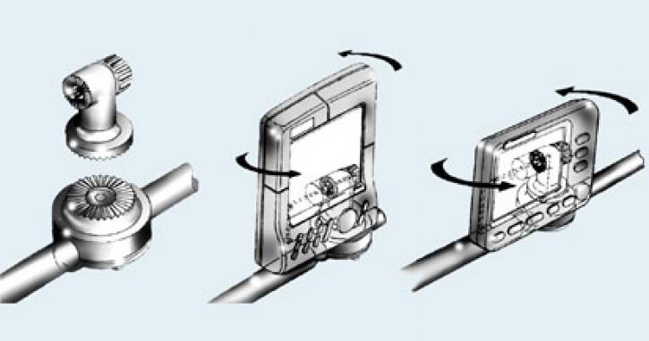Glomex RA137 Plotterhalterung