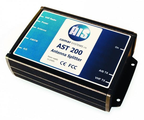 COMAR AST 200 Antennenweiche (für Class B)