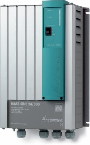 MASS Sine 24/800, Wechselrichter