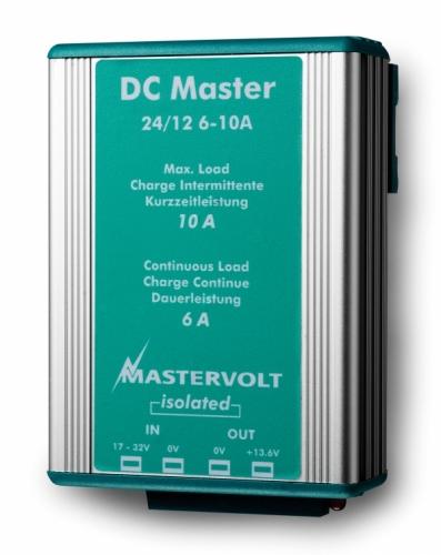 DC-Master 24/12 - 24 A, mit galvanischer Trennung