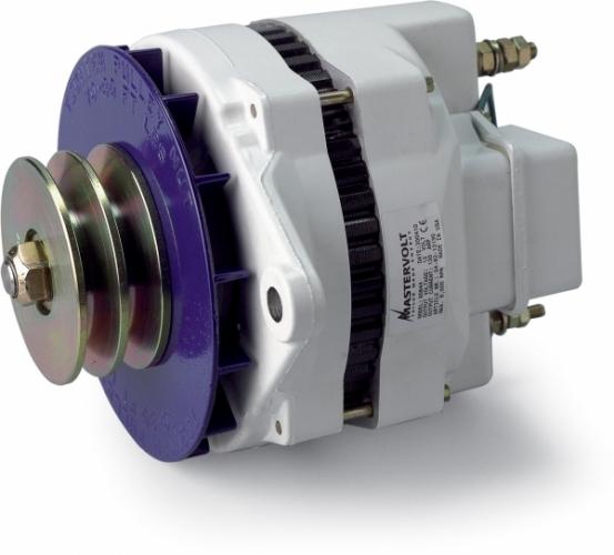 Alpha Lichtmaschine 12/130 inkl. Alpha Pro III MB