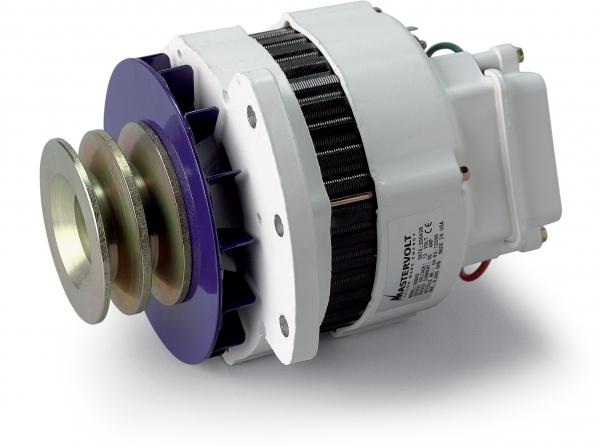 Alpha Lichtmaschine 12/90 inkl. Alpha Pro III MB
