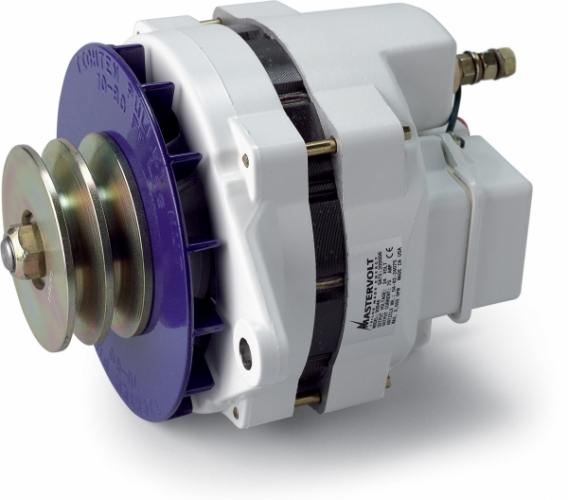 Alpha Lichtmaschine 24/75 inkl. Alpha Pro III MB