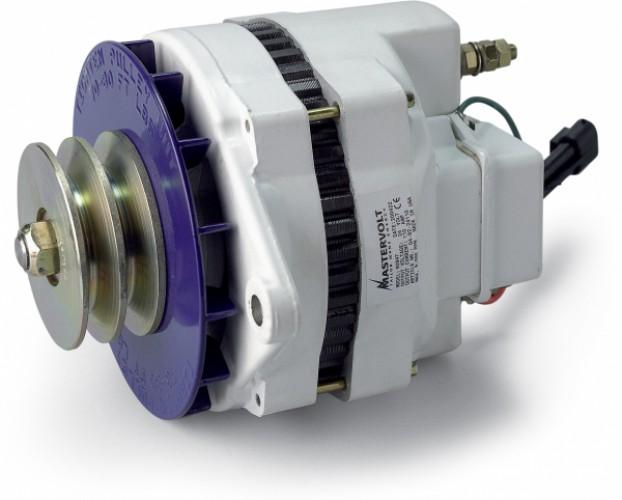Alpha Lichtmaschine 24/110 inkl. Alpha Pro III MB