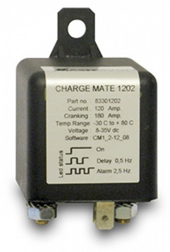 Charge Mate 1202 - intelligente Batterieverbindung