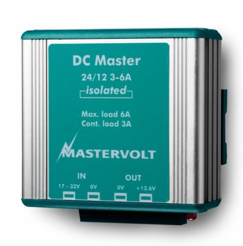 DC-Master 24/12 - 6 A, mit galvanischer Trennung