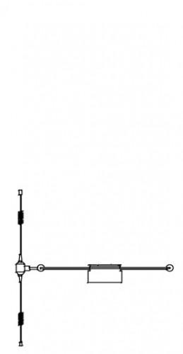 RR Delta 32M - Basis Einzel-Antenne