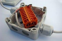SB-8-10 Deluxe Kabelbox