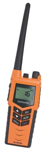 McMurdo R5 Handfunksprechgerät, inkl. Lithium Batterie