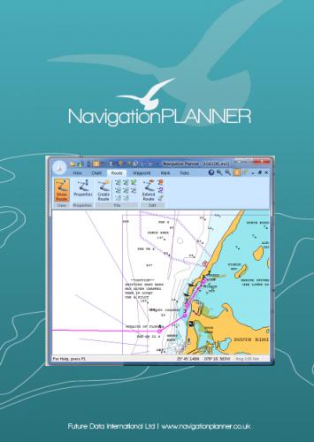 NavigationPlanner 7+ - für NAVIONICS Seekarten
