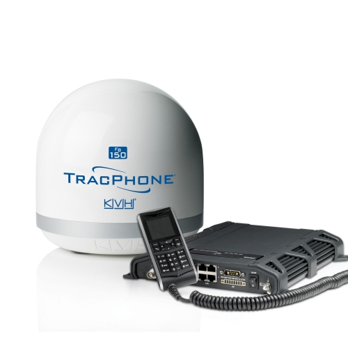 KVH TracPhone FB150 -SIMLOCK-