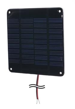 Tacktick T138 Solarpanel
