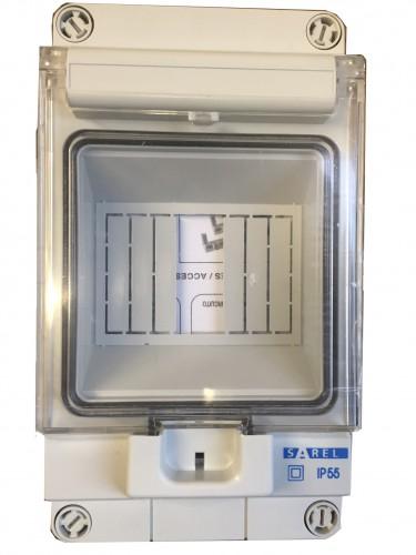 MV Sicherungskasten für 4 Sicherungen, 6705204040