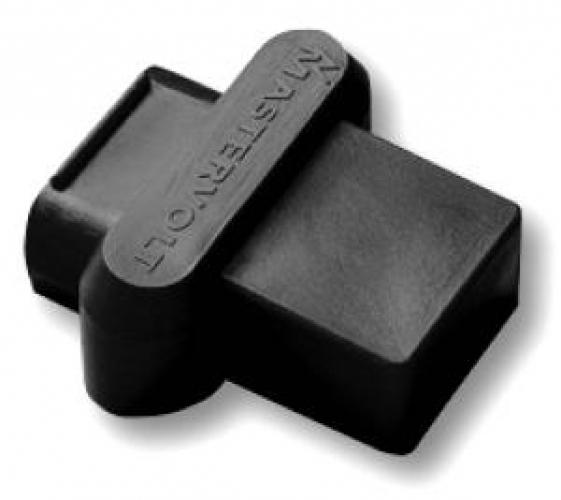 68451914, Abdeckung für Batterieklemmen, schwarz