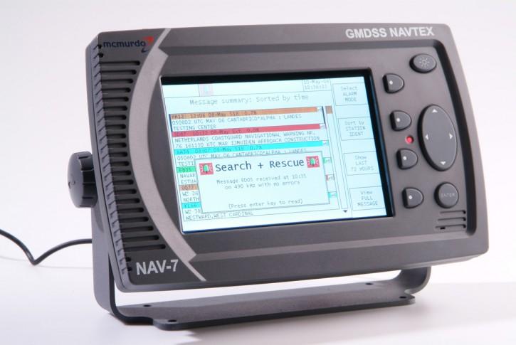 McMurdo Smartfind GMDSS Navtex