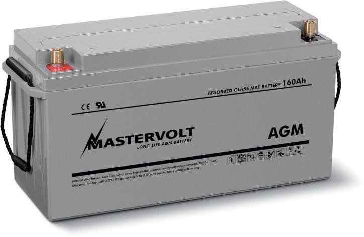AGM-Batterie 12/160 Ah