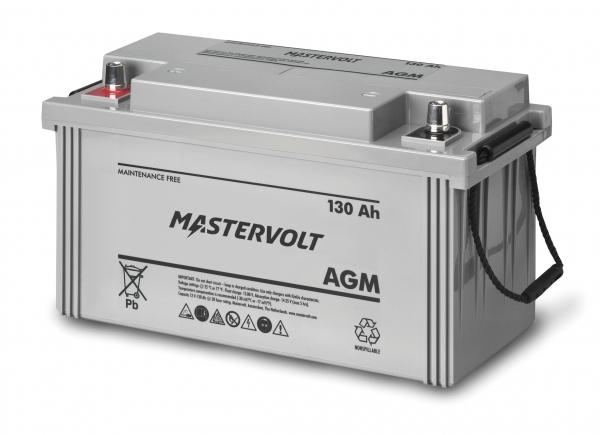 AGM-Batterie 12/130 Ah