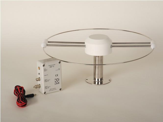 RR Alpha 2T - Basis Einzel-Antenne