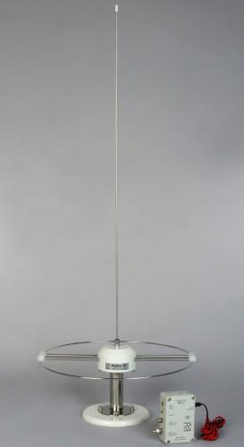RR ALPHA 3V - Basis Einzel-Antenne