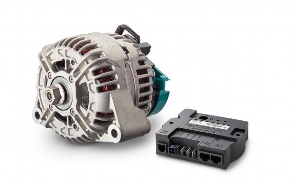 Alpha Compact 14/120 Lichtmaschine