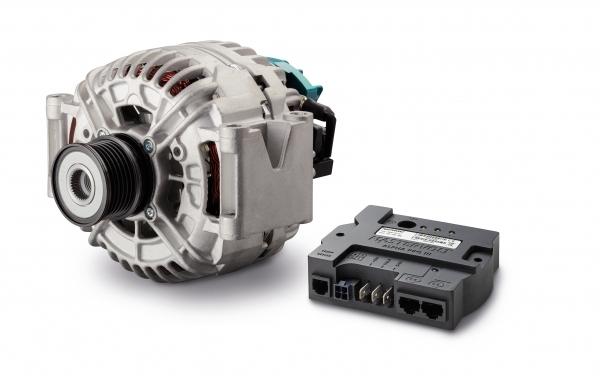 Alpha Compact 14/200 Lichtmaschine