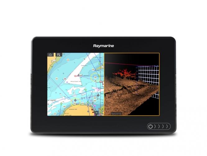 "E70365-03 AXIOM 7"" RV Touch-Multifunktionsdisplay mit RV-100 Geber - Vorführgerät"