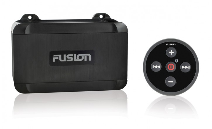 FUSION MS-BB100 AM / FM / Bluetooth / USB / 1 x RCA / iPod / iPhone / MTP