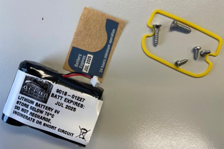OceanSignal LB7P rescueME PLB1 Ersatzbatterie - 731S-01291