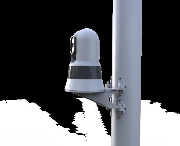 CAM-MM-02, Kamera-Masthalterung für FLIR M100/M200 Kameras