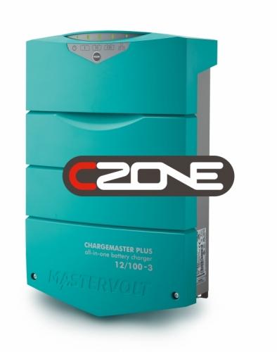 ChargeMaster Plus 12/100-3 CZone - 3 Ausgänge