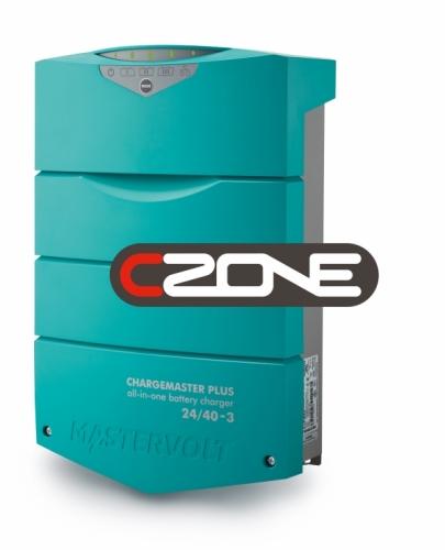 ChargeMaster Plus 24/40-3 CZone - 3 Ausgänge