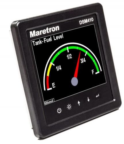 Maretron DSM410 - Grafische Multifunktionsanzeige für NMEA 2000