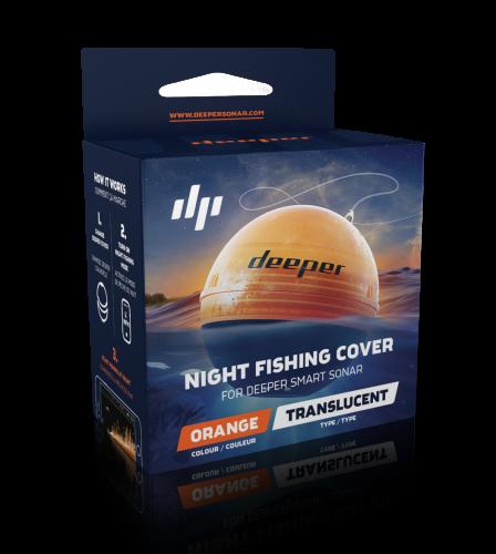 Deeper - Abdeckung für den Nachtbetrieb (orange)