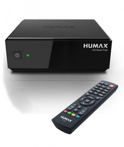 HUMAX HD Nano Satellitenreceiver