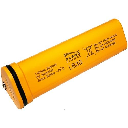 OceanSignal SART Batterie LB3S für S100