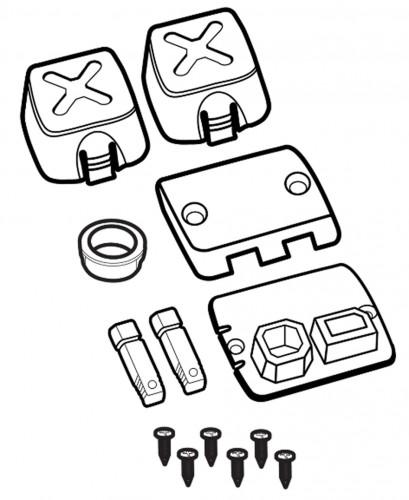 540131-1 Schrauben-Set für Matrix 97x