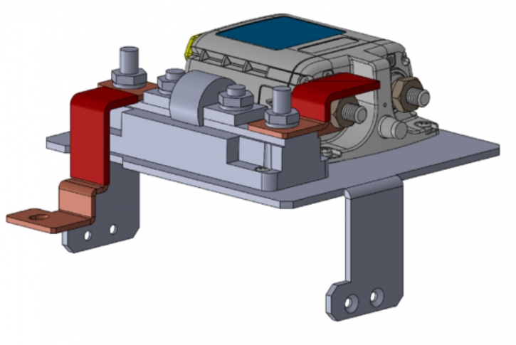 Relais- und Sicherungskit für MLI Ultra Batterien, 24 V DC 500 A