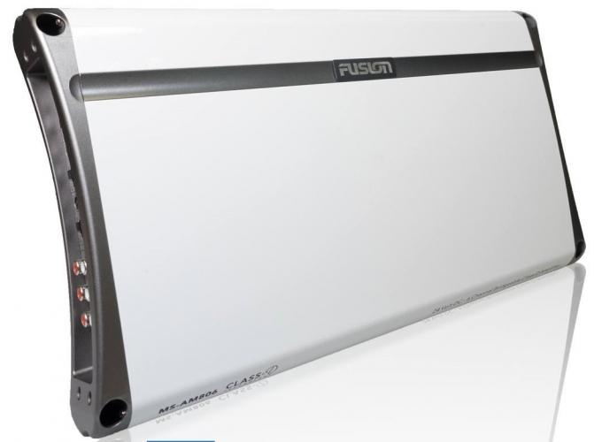 FUSION MS-AM806, 6-Kanal Marine Verstärker, 24 V