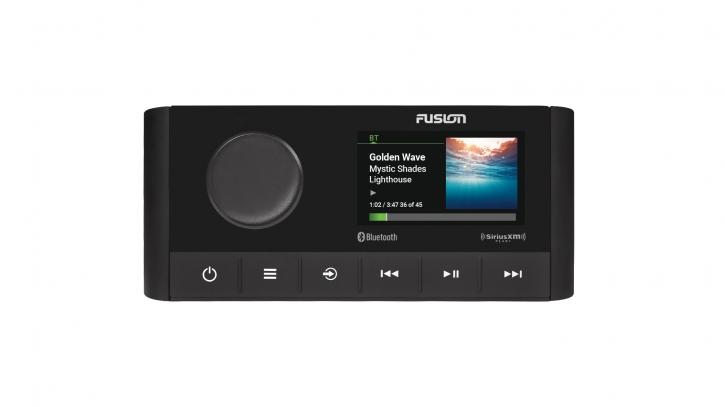 FUSION MS-RA210 Marine Radio, Bluetooth und DSP, AM / FM / USB / AUX / iPhone / iPod