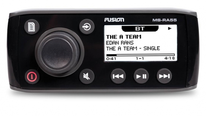 FUSION MS-RA55, AM/FM/VHF/iPod/USB - Fusion Link™