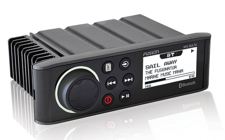 FUSION MS-RA70N AM / FM / DAB / USB / iPod / iPhone / Android / Bluetooth - Fusion Link™ mit NMEA 2000®
