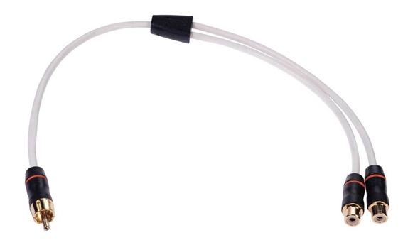 FUSION MS-RCAYF, Y-Splitter Kabel, männlich auf 2x weiblich