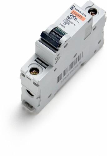 Einpoliger Sicherungsautomat C60a 16A-B 1P, Mastervolt, 6385601600