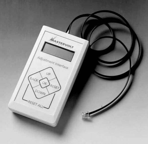 Adjustment Interface 21705000