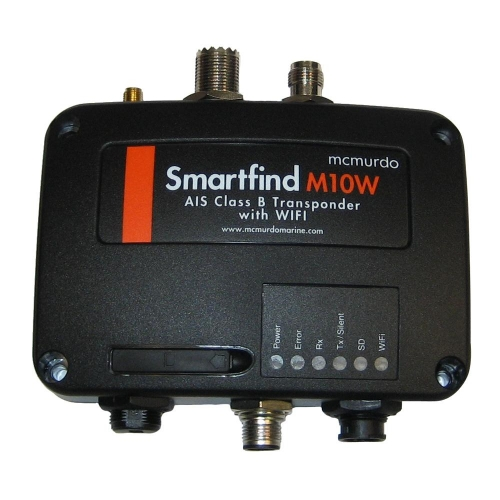 Smartfind M10W AIS-Transponder Class B mit WIFI