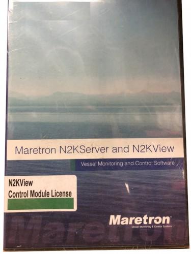 N2KView-Kontrollmodul, erfordert N2KView Base-Lizenz