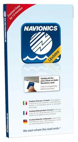 NAVIONICS+ Update, SD / MicroSD